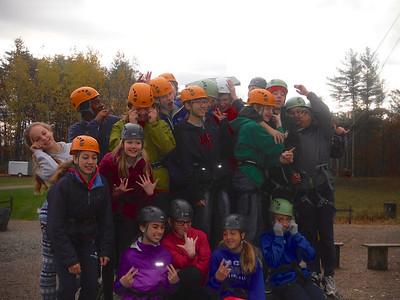 2014 Northern Lights Field Trip - 8th Grade