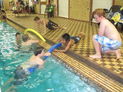 4th grade safe swim fieldtrip