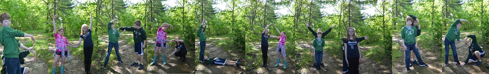 6th Grade Orienteering