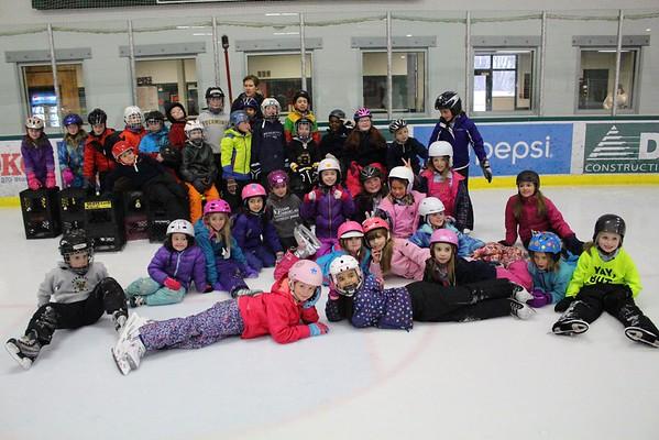 Leddy Park P.E. Field Trip for 2nd & 3rd Grade (1.15.16)