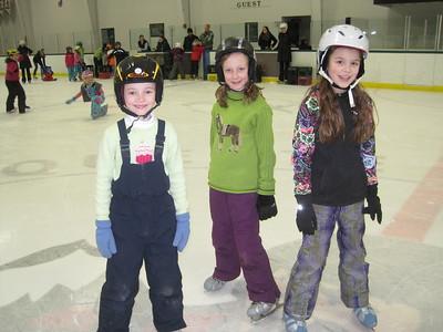2/3 grade ice skating trip 2015