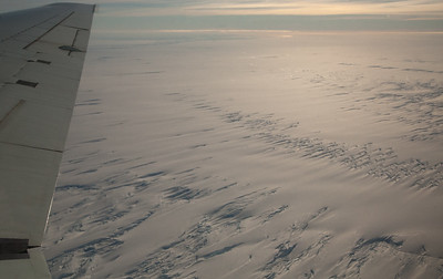 Hull Land 2 mission, Operation IceBridge 2016