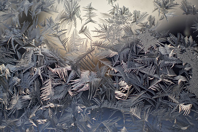 Frosty Fractals