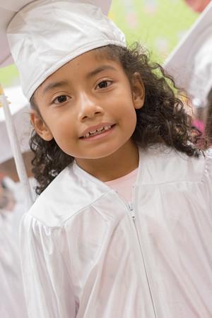 Graduation 2018 Kindergarten