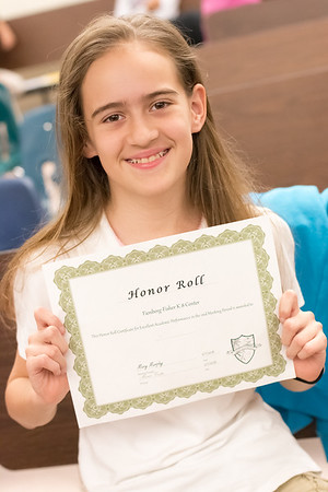 Honor Roll Middle School