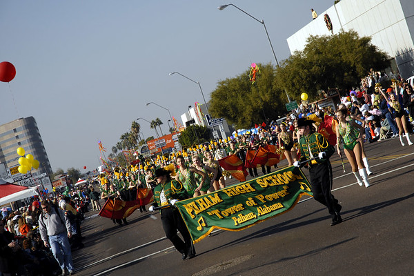 Fiesta Bowl Parade