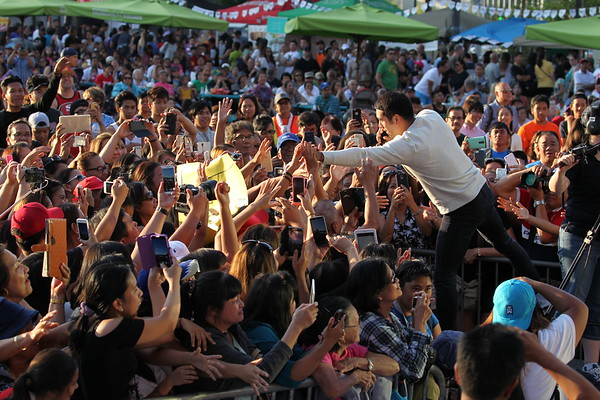 Fiesta ng Kalayaan 2016 - Saturday