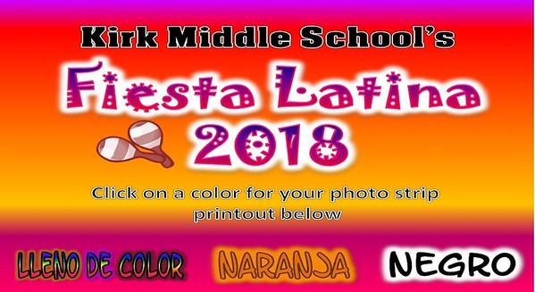 Fiesta Latina 2018