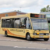 Moffat and Williamson MX06ADO Glenrothes Bus Stn Jul 16