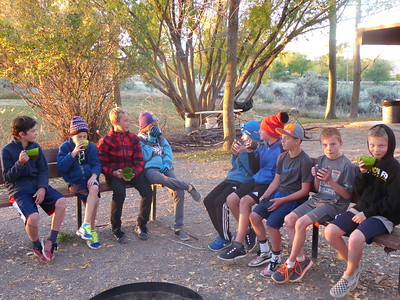 Fifth Grade Outdoor Ed Fall 2016