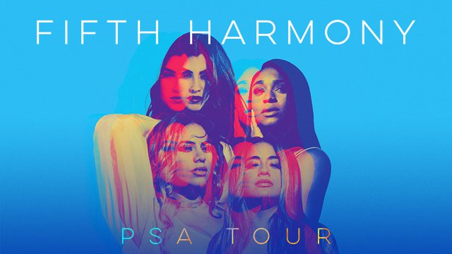 Fifth Harmony - PSA Tour Latin America