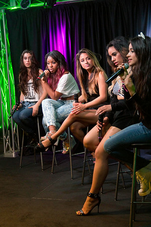 Fifth Harmony - Q102 Studio Session