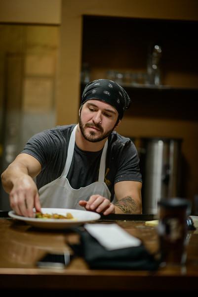 Chef Adam Cooper, Catering Chef