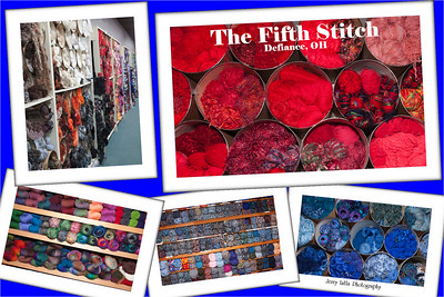 The Fifth Stitch Yarn Shop - Downtown, Defiance Ohio