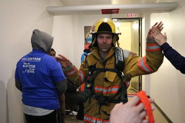 Fight For Air Climb 2017-Firefighters & Police