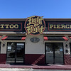 Fight or Flight Tattoo Piercing on Summer Street in Fitchburg. SENTINEL & ENTERPRISE/JOHN LOVE