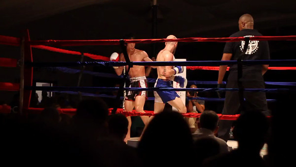 Round 5 Dang vs Fagan 6-22-12  St. Paul's Hall, NYC
