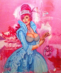 Slack-Pink lady