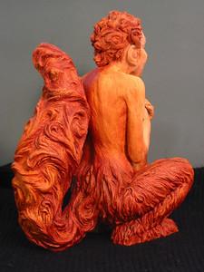 Figurative Sculpture.