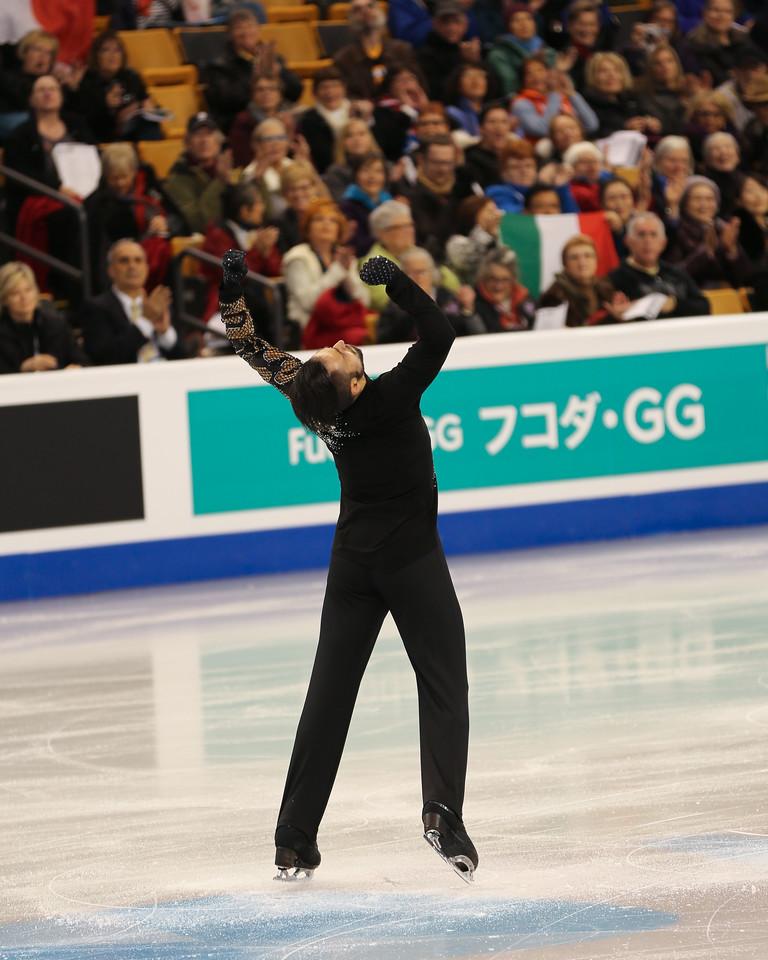 Worlds 2016 - Figure Skating - Men's Short (24)