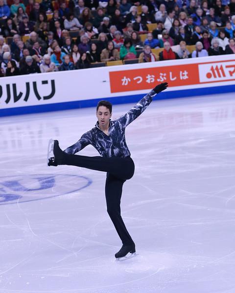 Worlds 2016 - Figure Skating - Men's Short (10)