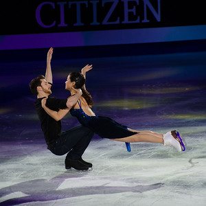 Yura Min and Alexander Gamelin