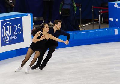 Yura Min and Alexander Gamelin
