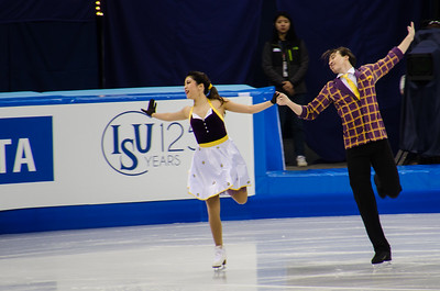 Kana Muramoto and Chris Reed
