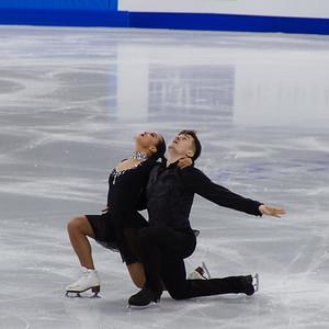 Adele Morrison and Demid Rokachev
