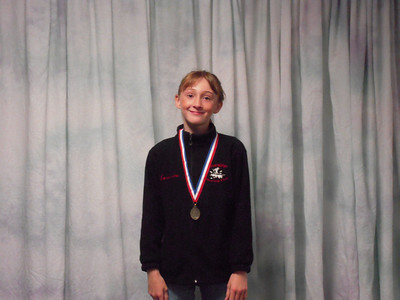 Cassie Gold Medal