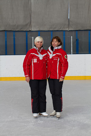 BK Variace 2012 - treneri