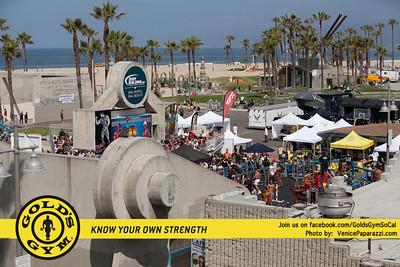 Muscle Beach Venice - Gold's Gym - Venice Paparazzi