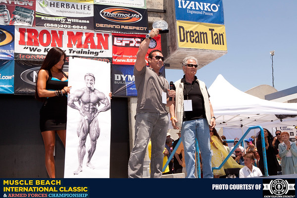 05.30.11 Memorial Day Muscle Beach International Bodybuilding Classic and Armed Forces Championships.  Photos courtesy of Gold's Gym