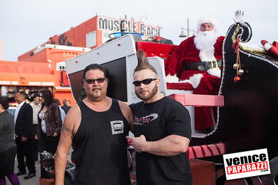 Muscle Beach Toy Drive-13