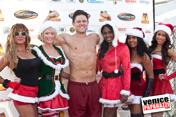 12.08.12  Muscle Beach toy Drive