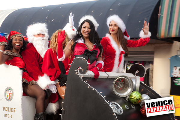 2011 Muscle Beach Toy Drive