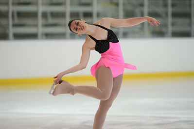 Event 16 - Novice Ladies - Short Program