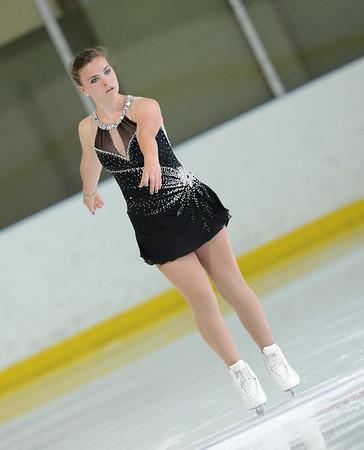 Event 60 - Junior Ladies Free Skate