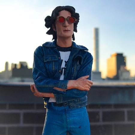 John Lennon NYC, 1974