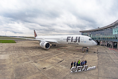 Fiji Airways Airbus A350-941 DQ-FAI 11-15-19 27