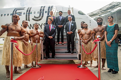 Fiji Airways Airbus A350-941 DQ-FAI 11-15-19 15
