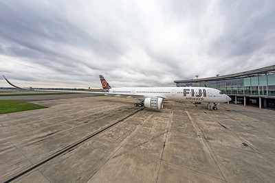 Fiji Airways Airbus A350-941 DQ-FAI 11-15-19 29