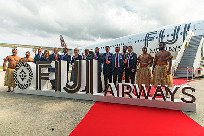 Fiji Airways Airbus A350-941 DQ-FAI 11-15-19 13