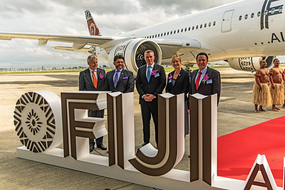 Fiji Airways Airbus A350-941 DQ-FAI 11-15-19 14