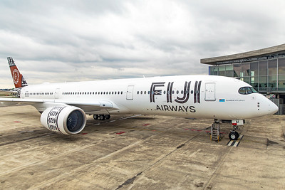 Fiji Airways Airbus A350-941 DQ-FAI 11-15-19 26