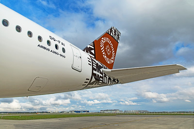 Fiji Airways Airbus A350-941 DQ-FAI 11-15-19 17