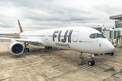 Fiji Airways Airbus A350-941 DQ-FAI 11-15-19 24
