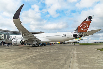 Fiji Airways Airbus A350-941 DQ-FAI 11-15-19 19