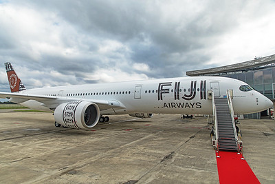Fiji Airways Airbus A350-941 DQ-FAI 11-15-19 22
