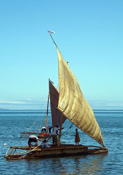 Veitau Waqa Camakau race Suva 2013